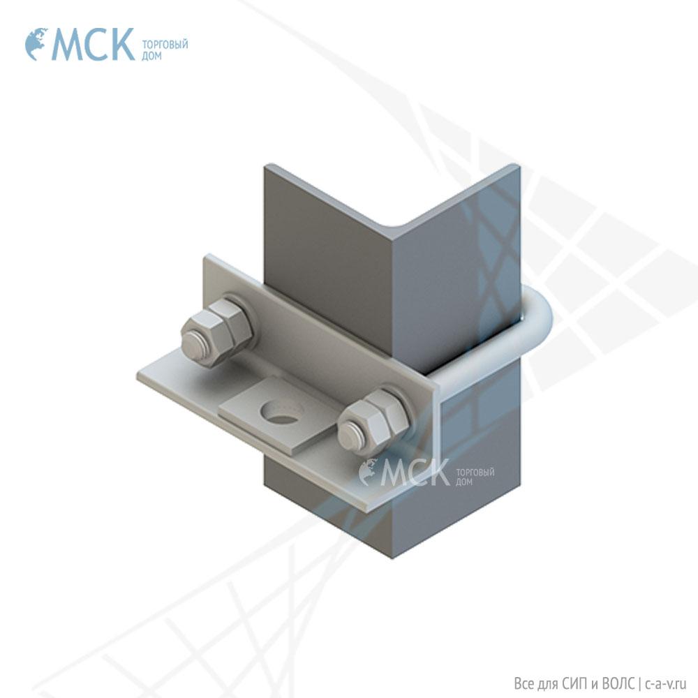 схема крепления волоконно оптического кабеля