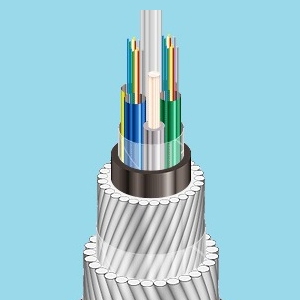 Оптический кабель О2КП (О2КПн, О2КПн-С, О2КП-С)