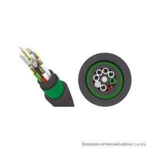 Трансвок ОКЗ-САО-2/2(2,0)Сп-8(1/50) (1,5кН) Кабель волоконно-оптический 50/125 многомодовый, 8 волокон, внутризоновый, бронированный стальной лентой, прокладка в каб.канализации, тоннелях, черный