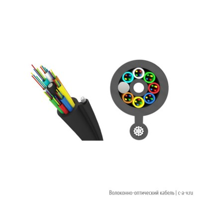 Оптический кабель Трансвок ОКП-Т-4(2.4)Сп-16(1/62.5) (4кН)