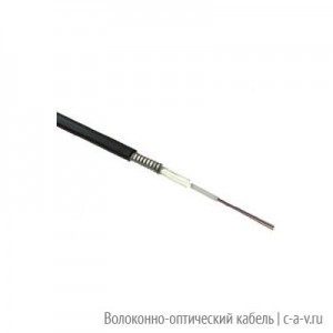 Belden GOCB124 Кабель волоконно-оптический 62.5/125 (OM1) многомодовый, 24 волокна, Central tube, бронированный стальной лентой, для внешней прокладки, PE, -30°C - +70°C, черный, аналог A/I-DQ(ZN)(SR)2Y