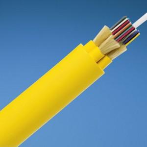 PANDUIT FPDL936 Кабель волоконно-оптический 9/125 (OS1) одномодовый, внутренний, 36 волокон, LSZH, желтый