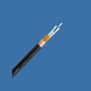PANDUIT FPNL948 Кабель волоконно-оптический 9/125 (OS1) одномодовый, внутренний/внешний, 48 волокон, LSZH IEC 60332-1, -40°C - +60°C, черный
