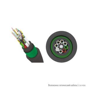 Оптический кабель Трансвок ОКЗ-НСО-9(2.4)Сп-144(1/62.5) (2.7кН)