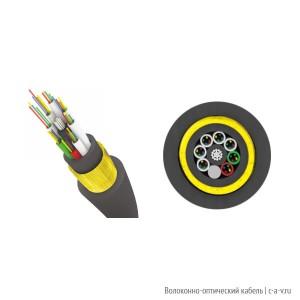 Оптический кабель Трансвок ОКМС-9(2.4)Сп-144(1/62.5) (6кН)