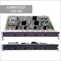 Модульный коммутатор 7200-4XG D-Link