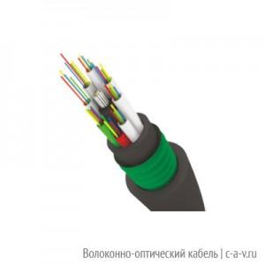 Трансвок ОКЗ-СО-6(2,4)Сп-96(2) (2,7кН) Кабель волоконно-оптический 9/125 одномодовый, 96 волокон, внутризоновый, бронированный стальной лентой, прокладка в каб.канализации, тоннелях, черный