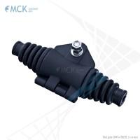 Поддерживающий зажим AQM-100-14 для СИП и оптического кабеля. Узлы и элементы крепления «Торгового Дома «МСК»