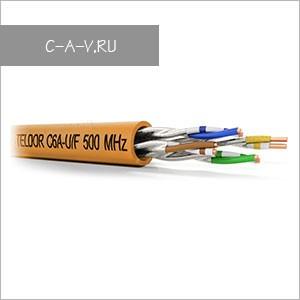 C6A-U/F-23/1H - кабель витая пара, GIGA-STAR Solution, 6a категория, U/FTP, 4 пары, 500 Мгц