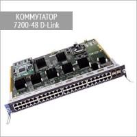 Модульный коммутатор 7200-48 D-Link