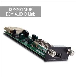 Оптический коммутатор DEM-410X D-Link