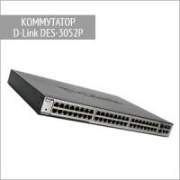 Коммутатор DES-3052P D-Link