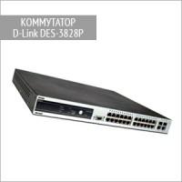 Коммутатор DES-3828P D-Link