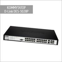 Коммутатор DES-3028P D-Link