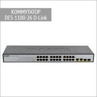 DES-1100-26 — коммутатор D-Link