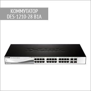 DES-1210-28|B1A — коммутатор D-Link