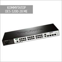 Оптический коммутатор DES-3200-28|ME D-Link