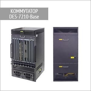 Модульный коммутатор DES-7210-Base D-Link