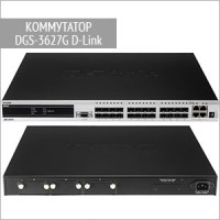 Оптический коммутатор DGS-3627G