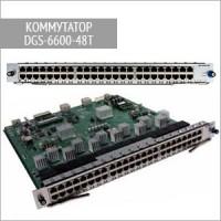 Модульный коммутатор DGS-6600-48T D-Link