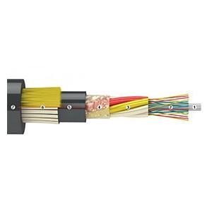 Оптический кабель ДПТ — подвесной самонесущий