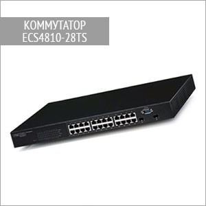 Оптический коммутатор ECS4810-28TS Edge-Core