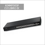 Оптический коммутатор ES3528MV2-DC Edge-Core