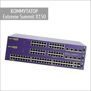 Коммутаторы Summit X150 Extreme