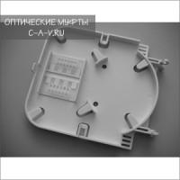 Кассета для оптической муфты FOST FTTH 3|12 set