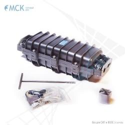 Оптическая муфта GJS-09-2 проходная | Муфты для оптического кабеля GJS
