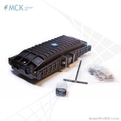Муфта GJS-A 96 тупиковая для волоконно-оптического кабеля | Торговый Дом МСК