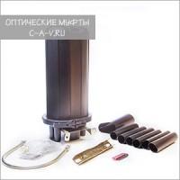 Тупиковая оптическая муфта GJS-R 144 (термоусадка)