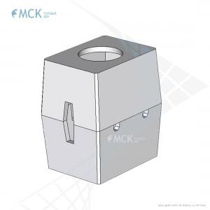 Колодец ККС-2-10(80) ГЕК