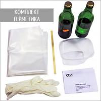 Комплект герметика (для муфты МПЗ и МЧЗ) Связьстройдеталь