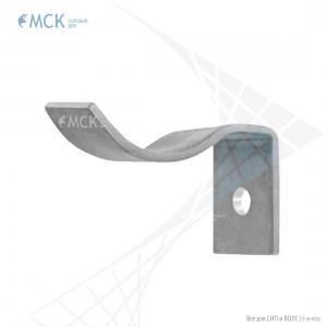 Консоль КСО-1 (аналог консольного крюка) (уп. 2 шт)