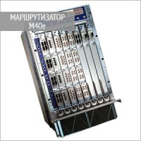 Маршрутизатор M40e Juniper