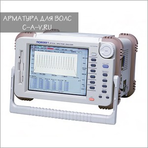 Анализатор оптического спектра Yokogawa AQ6331 малогабаритный