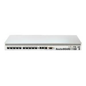 Маршрутизатор MikroTik RB1100Hx2