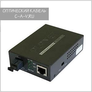 Медиаконвертеры FST-802x и FST-806x
