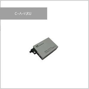 MT-8110SB-12-20A/MT-8110SB-12-20B: 100Мбит/с медиаконвертер с 2 RJ-45-портами FastEthernet