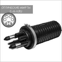 Муфта МТОК-В2/216-1КТ3645-К-44 (проволочная броня, транзит)