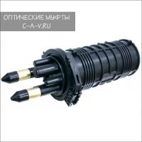 Муфта МТОК-М6/144-1КТ3645-К-44 (проволочная броня)