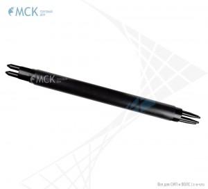Проходная классическая муфта МОГ-С-24 транзит | Муфты для оптического кабеля. Поставщик - ООО «Торговый Дом «МСК»