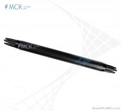 Проходная муфта МОГ-С-33-1К4845 (3 + 3 ввода) Связьстройдеталь | Муфты для оптического кабеля. Поставщик - ООО «Торговый Дом «МСК»