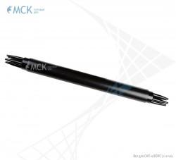 Проходная классическая муфта МОГ-С-44 | Муфты для оптического кабеля. Поставщик - ООО «Торговый Дом «МСК»
