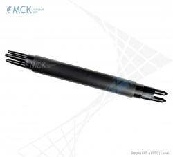 Проходная транзитная муфта МОГ-У-23 транзит | Муфты для оптического кабеля. Поставщик - ООО «Торговый Дом «МСК»