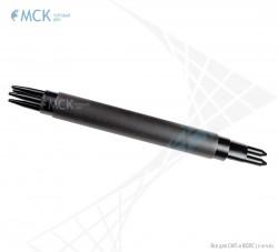 Проходная транзитная муфта МОГ-У-24 транзит | Муфты для оптического кабеля. Поставщик - ООО «Торговый Дом «МСК»