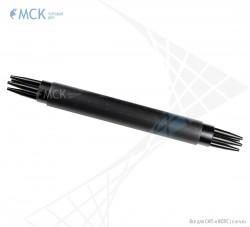 Проходная муфта МОГ-У-44   Муфты для оптического кабеля. Поставщик - ООО «Торговый Дом «МСК»
