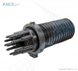 Тупиковая муфта МТОК-Г3/216 транзит | Муфты для оптического кабеля. Поставщик - ООО «Торговый Дом «МСК»