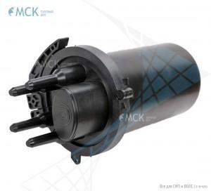 Тупиковая муфта МТОК-Л7/48 транзит | Муфты для оптического кабеля. Поставщик - ООО «Торговый Дом «МСК»